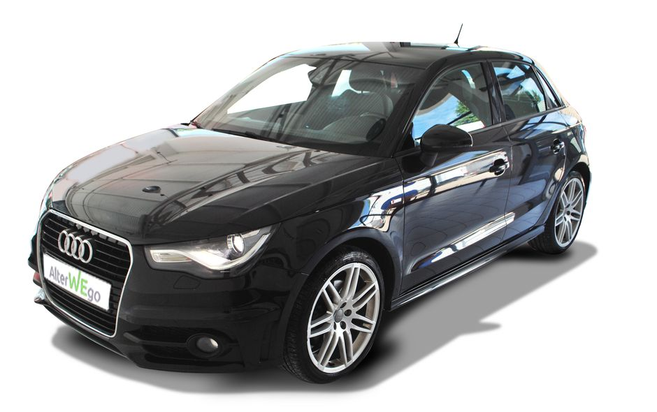Citadine Audi A1 Sportback Essence B.Manuelle