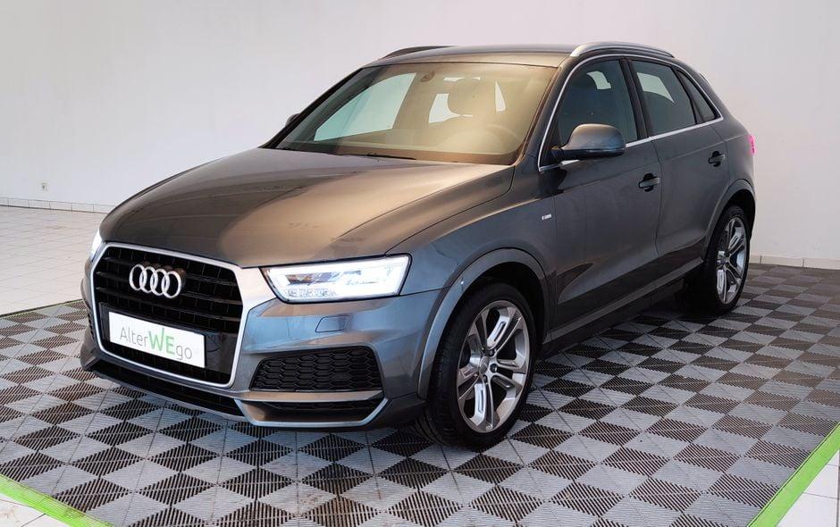 Audi, Q3 4x2, Diesel, SUV, 699 €, 5 places