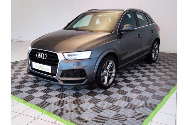 Audi, Q3 4x4, Diesel, SUV, 679 €, 5 places