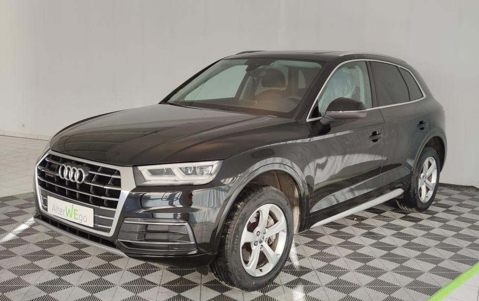 Audi, Q5 quattro, Diesel, SUV, 779 €, 5 places