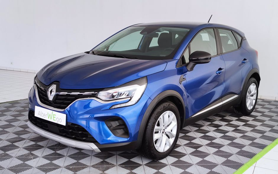 Renault, NOUVEAU CAPTUR, Essence, SUV, 339 €, 5 places