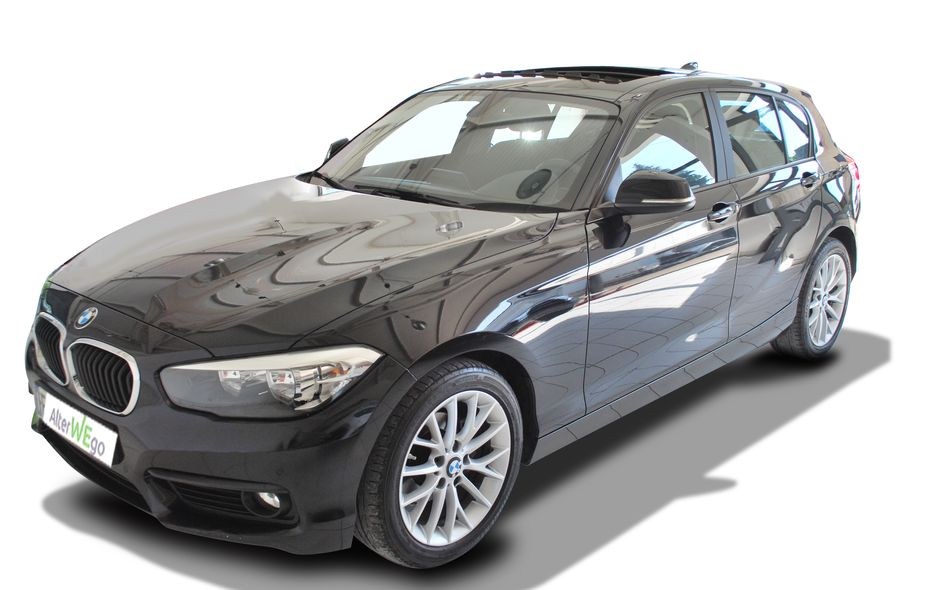 Compact BMW Série 1 F20 Essence B.Manuelle