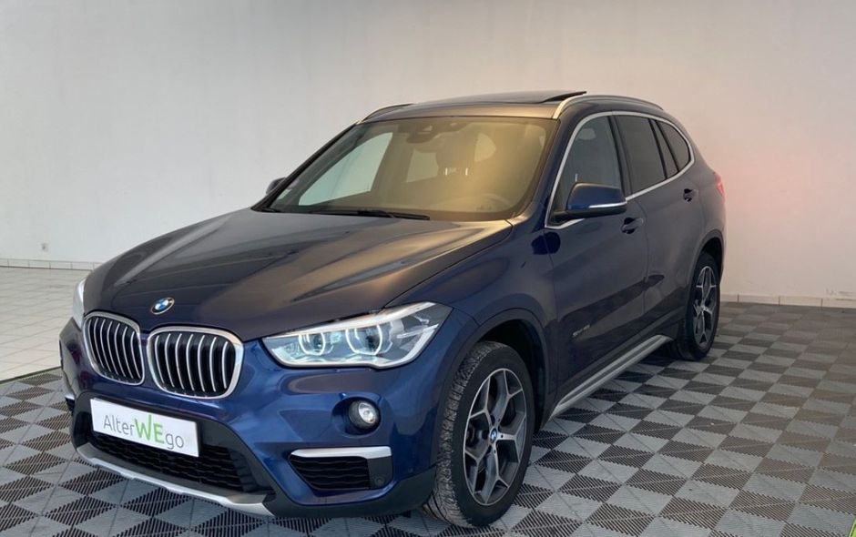 BMW, X1 S Drive, Essence, SUV, 719 €, 5 places