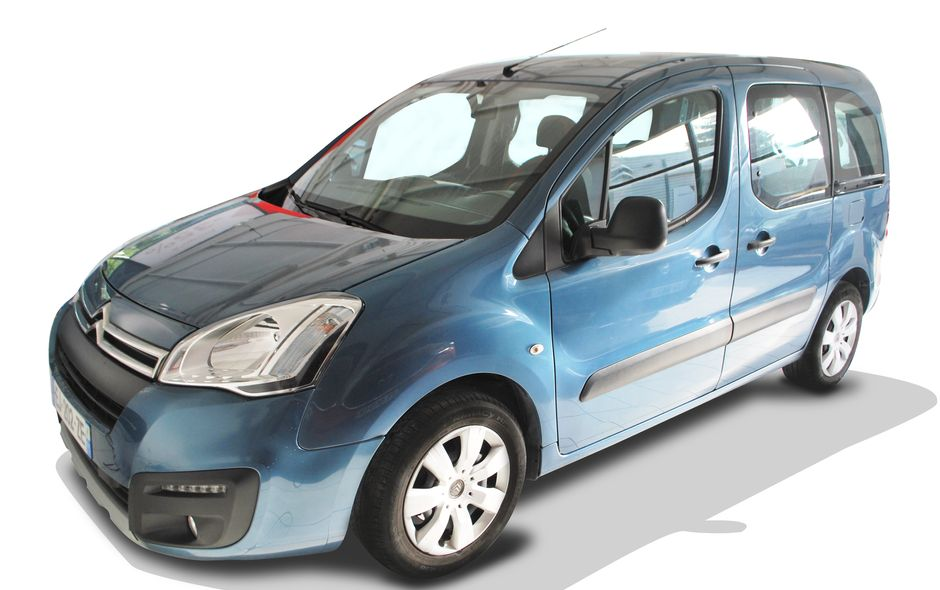 Citroen, Berlingo 2 multispace, Diesel, Ludospace 5pl, 339 €, 5 places