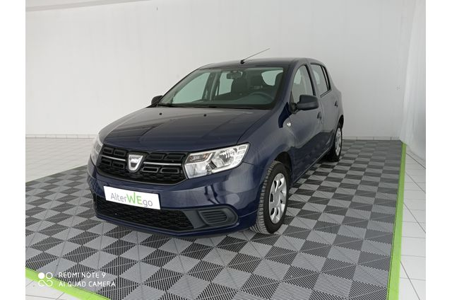 Dacia, Sandero Access, Essence, Citadine, 199 €, 5 places