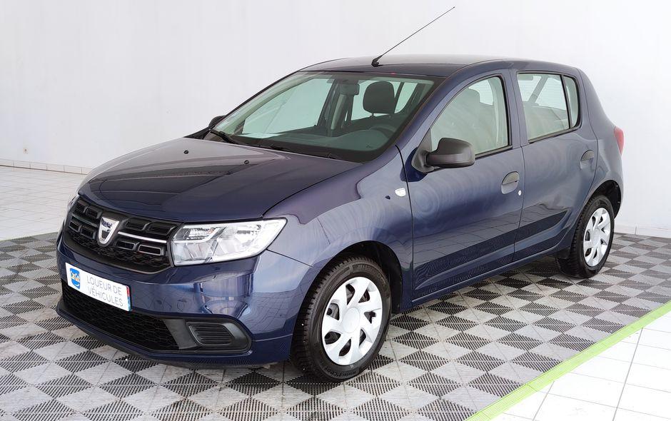 Citadine Dacia Sandero Access Essence B.Manuelle