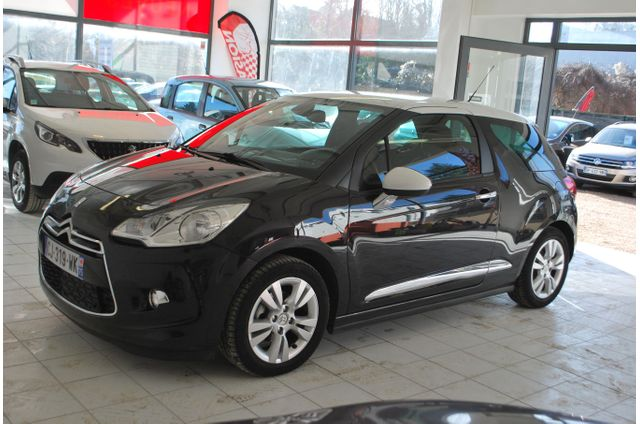 DS, DS3, Essence, Citadine, 309 €, 4 places
