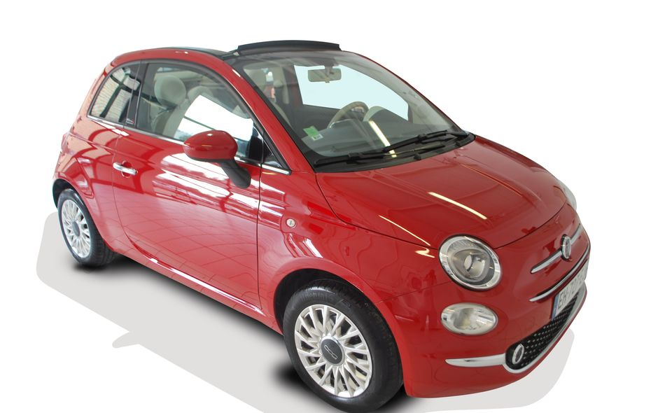 Fiat, 500CC, Essence, Citadine (micro), 289 €, 4 places