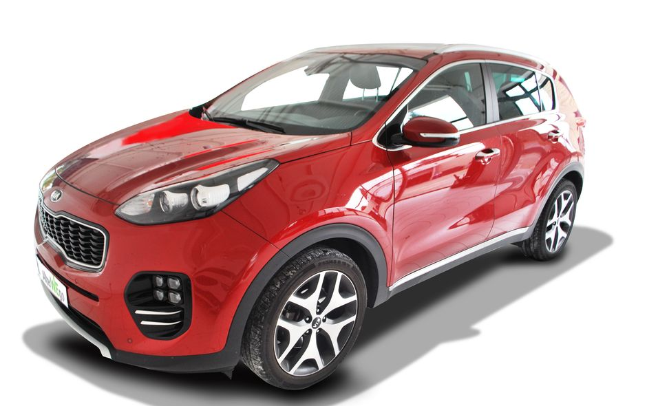 KIA, Sportage, Diesel, SUV, 549 €, 5 places