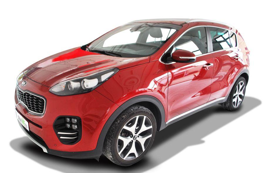 SUV KIA Sportage Diesel B.Manuelle