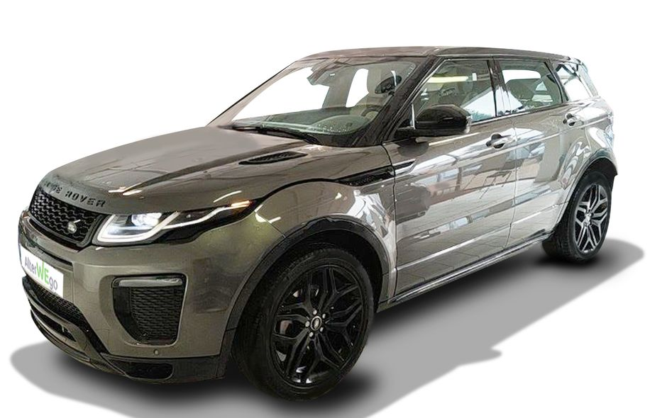 Land-Rover, Evoque, Diesel, SUV, 799 €, 5 places