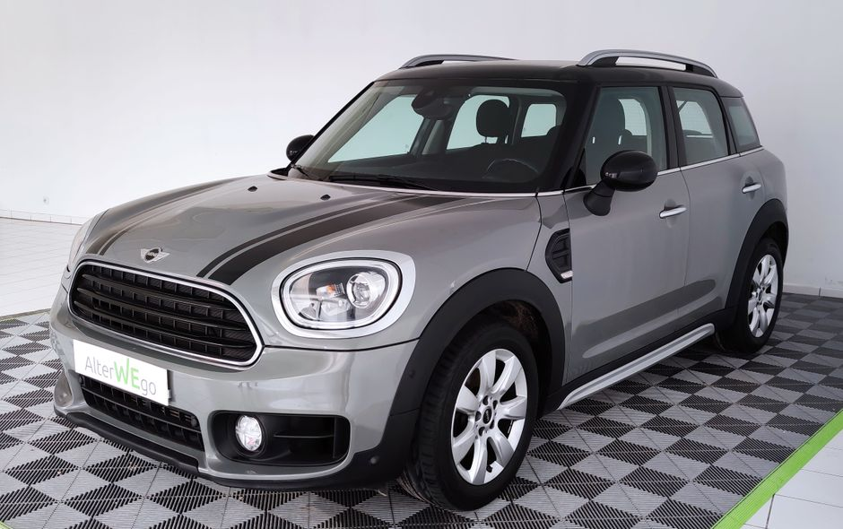 Mini, Countryman, Essence, Citadine (micro), 569 €, 5 places
