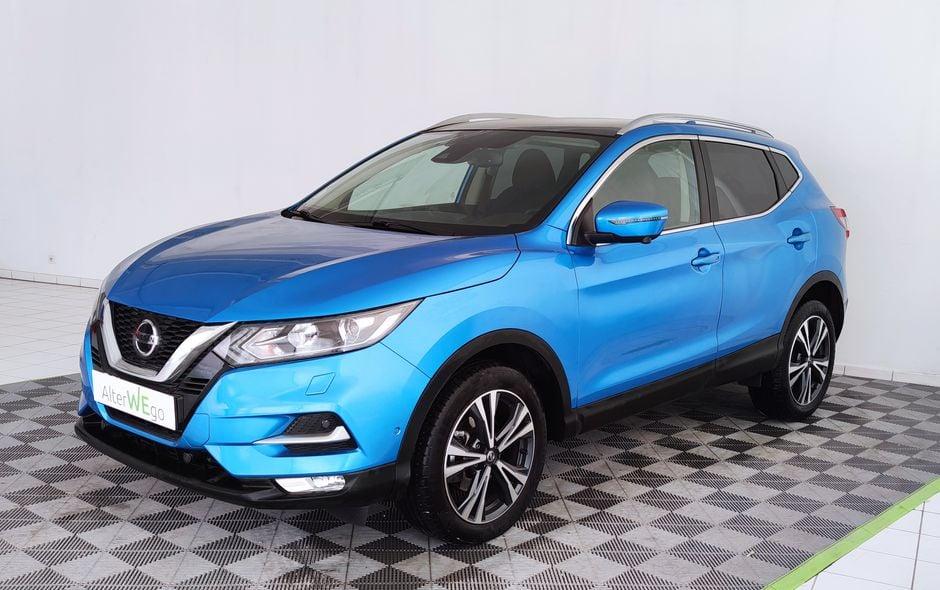 Nissan, Qashqai, Diesel, SUV, 419 €, 5 places