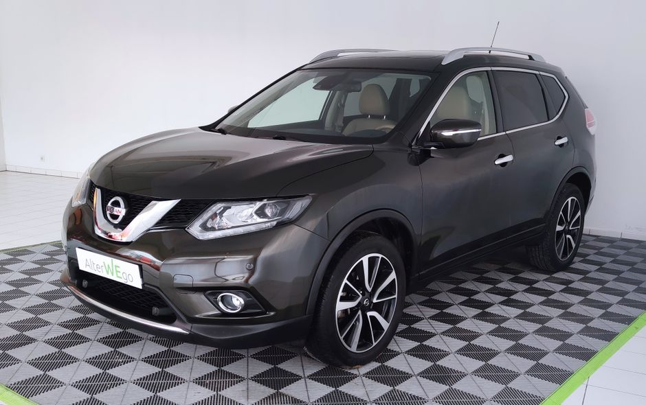 Nissan, X-Trail 5pl, Diesel, SUV, 499 €, 5 places