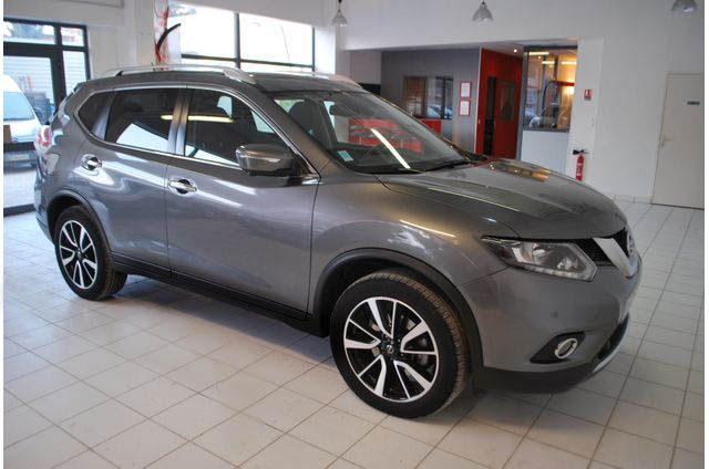 Nissan, X-Trail 7 Places, Diesel, SUV, 499 €, 7 places