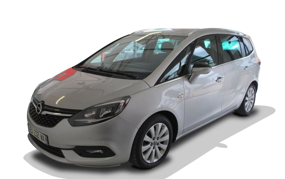 Opel, Zafira, Essence, Monospace, 439 €, 5 places