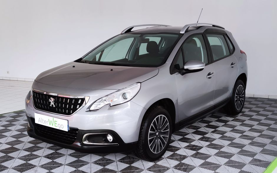 Peugeot, 2008, Essence, SUV, 329 €, 5 places
