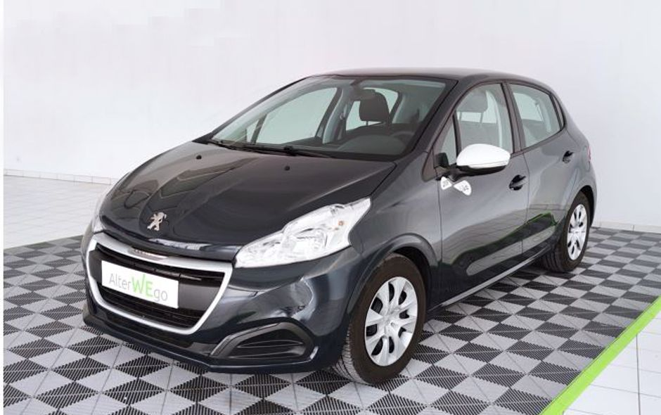 Peugeot, 208, Essence, Citadine, 289 €, 5 places