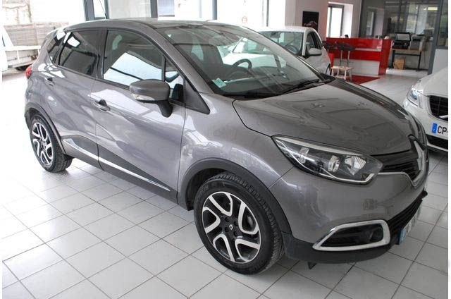 Renault, Captur, Essence, SUV, 299 €, 5 places