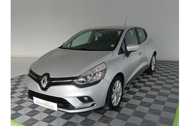 Renault, Clio IV, Diesel, Citadine, 289 €, 5 places