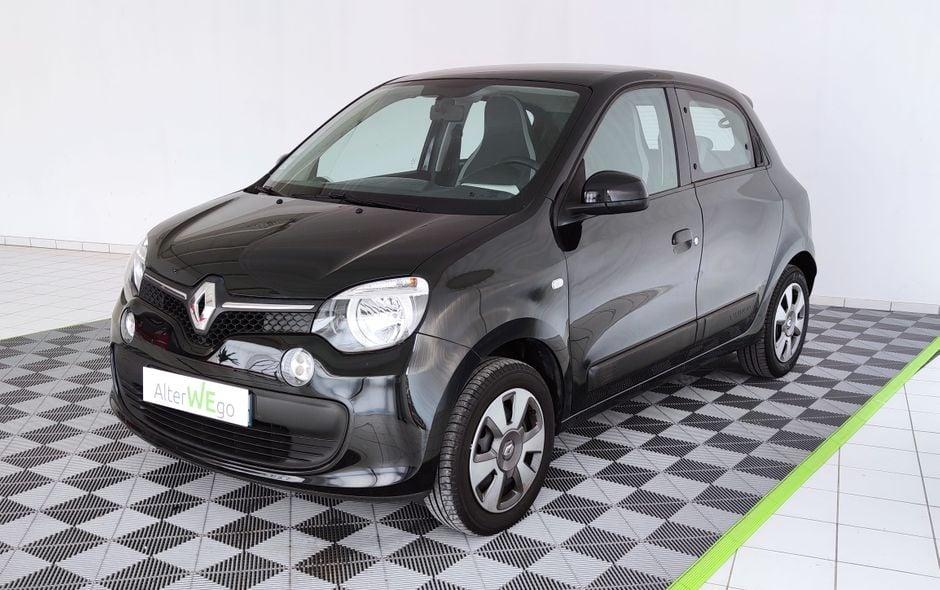 Renault, Twingo III, Essence, Citadine (micro), 219 €, 4 places