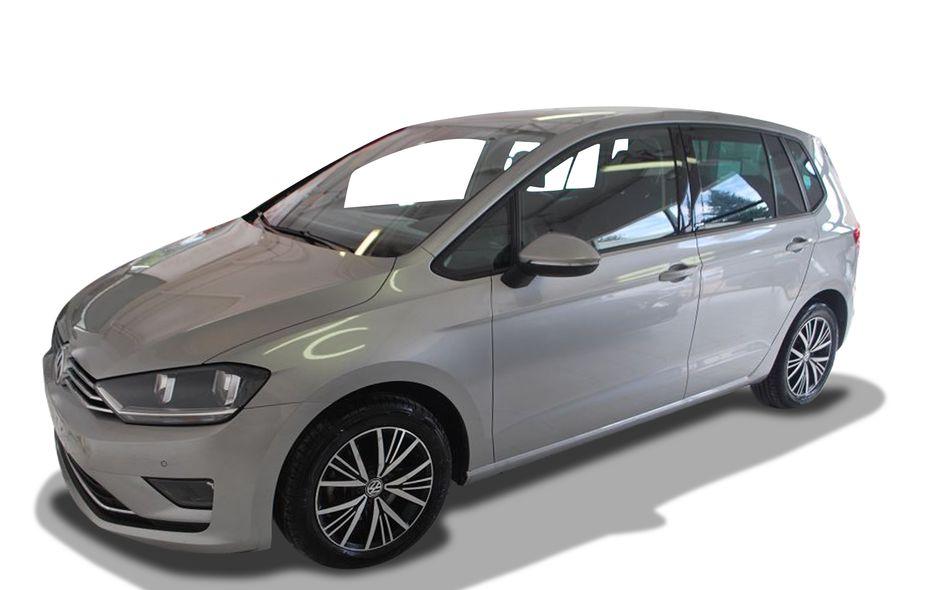Compact Volkswagen Golf Sportsvan Diesel B.Manuelle