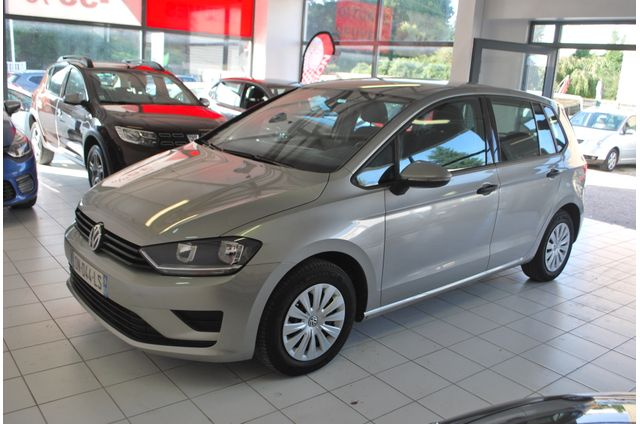Volkswagen, Golf Sportsvan, Essence, Compact, 419 €, 5 places