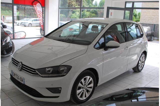 Compact Volkswagen Golf Sportsvan Essence B.Manuelle