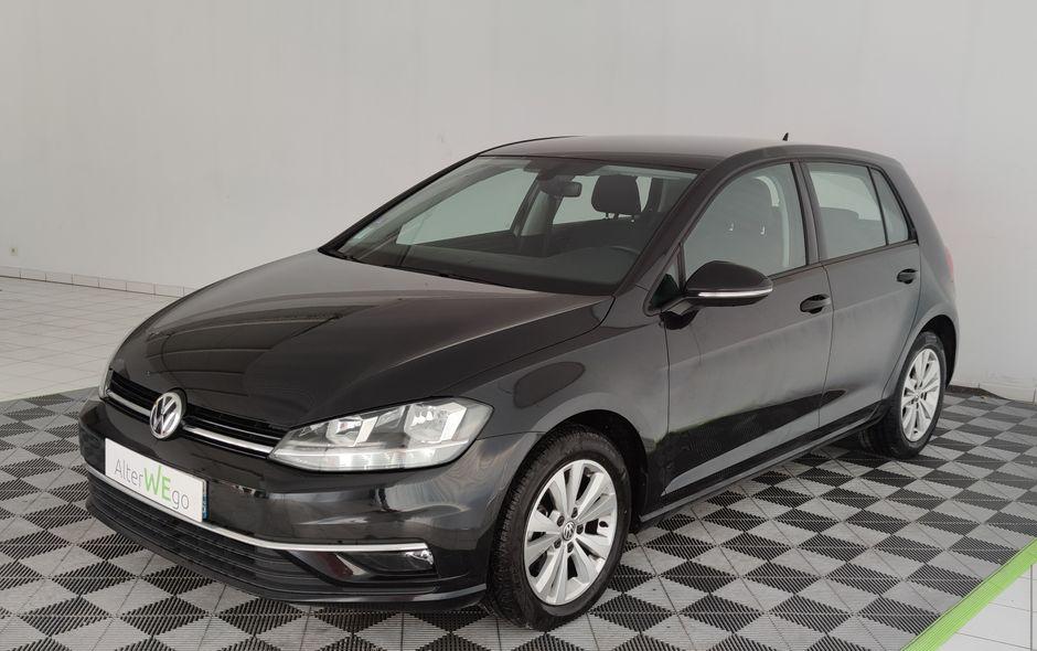 Volkswagen, Golf VII, Diesel, Compact, 469 €, 5 places