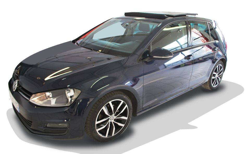 Volkswagen, Golf VII, Essence, Compact, 359 €, 5 places