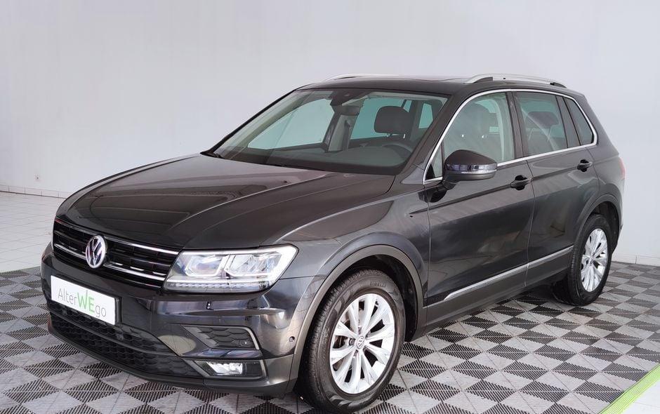 Volkswagen, Tiguan 4x4, Diesel, SUV, 619 €, 5 places