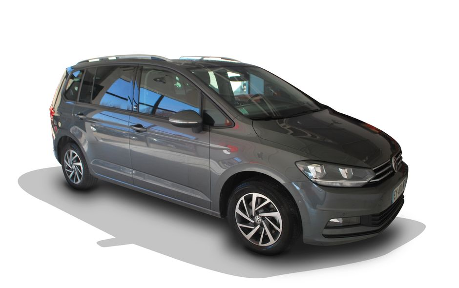 Volkswagen, Touran 7 Places, Diesel, Monospace, 499 €, 7 places