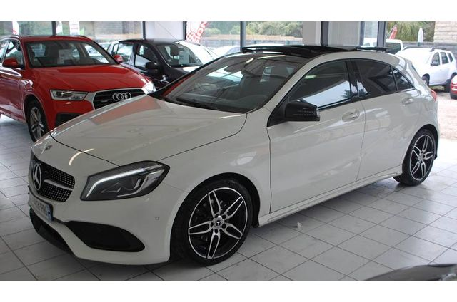 Mercedes, Classe A (W176), Essence, Grande routière, 599 €, 5 places