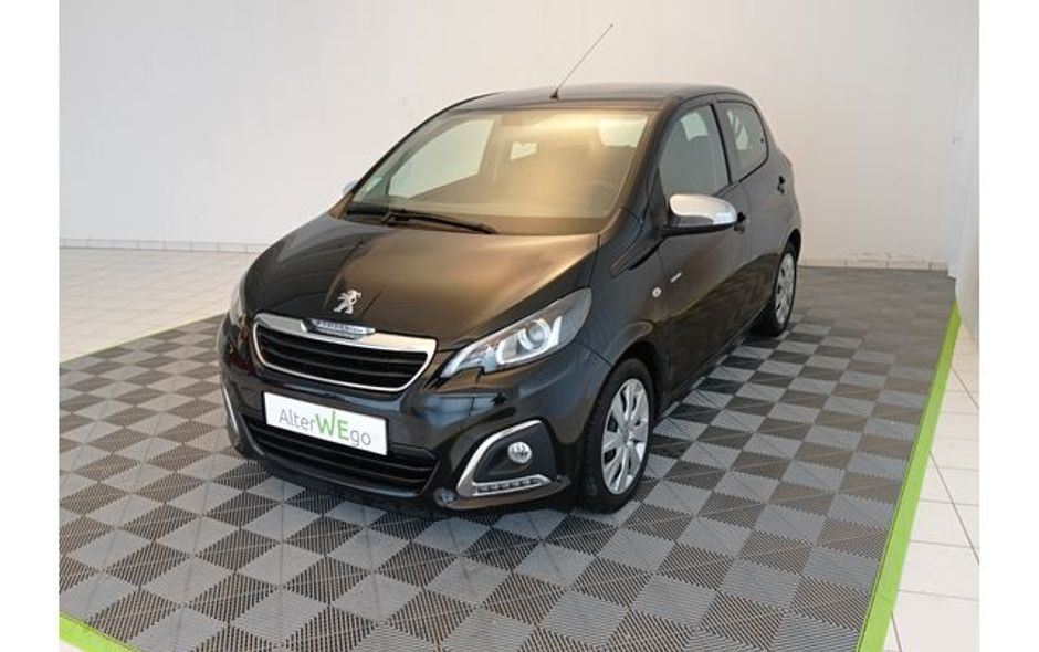 Peugeot, 108, Essence, Citadine (micro), 219 €, 4 places