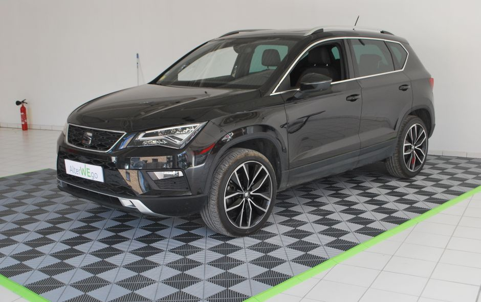Seat, ATECA, Essence, SUV, 569 €, 5 places