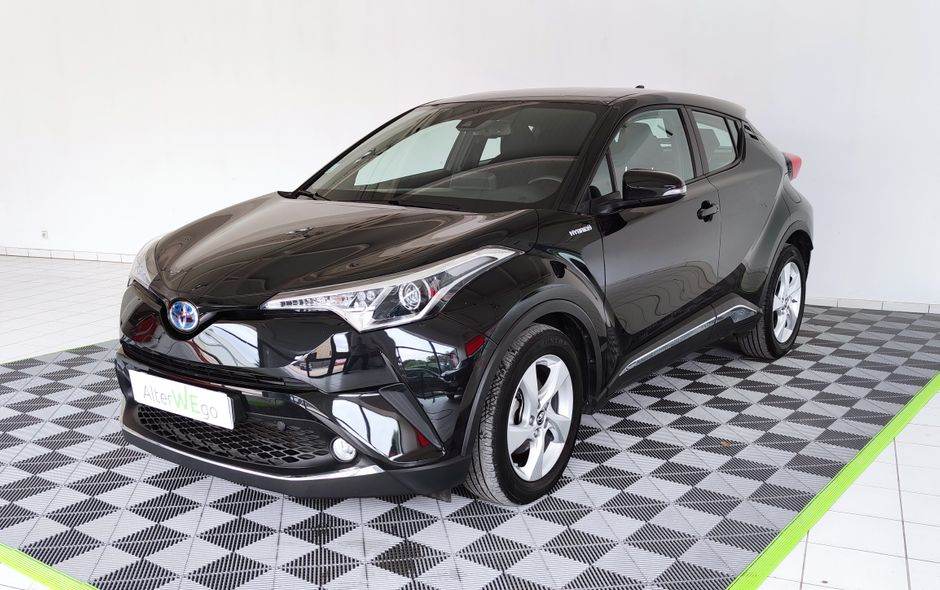 Toyota, C-HR Hybride, Hybride, SUV, 499 €, 5 places
