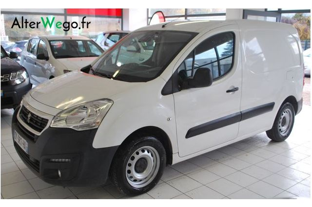 Peugeot, Partner Utilitaire, Diesel, Break, 299 €, 2 places