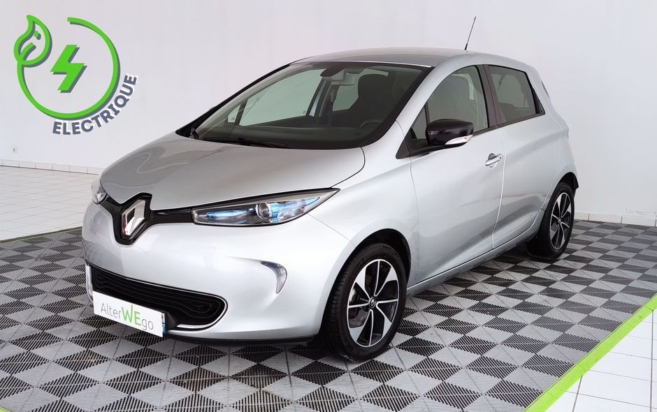 Renault, ZOE  R110 sans prime à la conversion, Electrique, Citadine, 359 €, 5 places