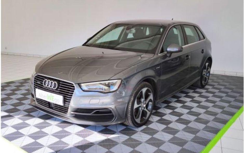 Audi, A3 Sportback E-Tron, Hybride, Compact, 619 €, 5 places