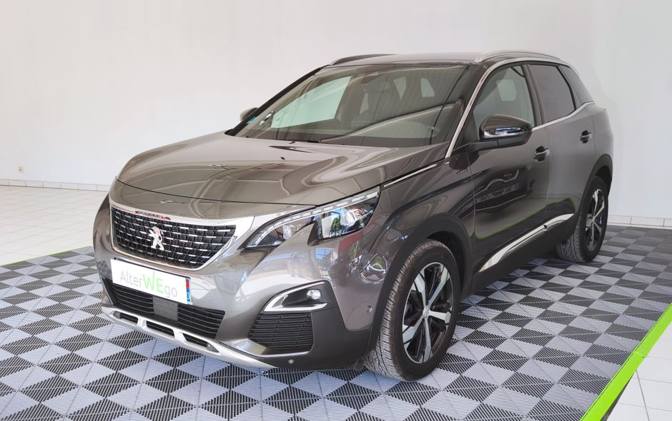 Peugeot, 3008, Diesel, SUV, 589 €, 5 places