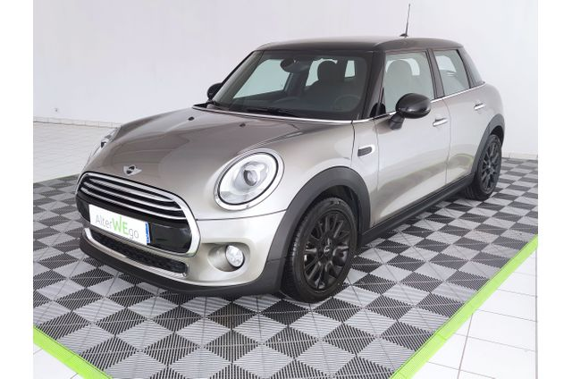 Mini, Mini (5p.), Essence, Citadine (micro), 389 €, 4 places