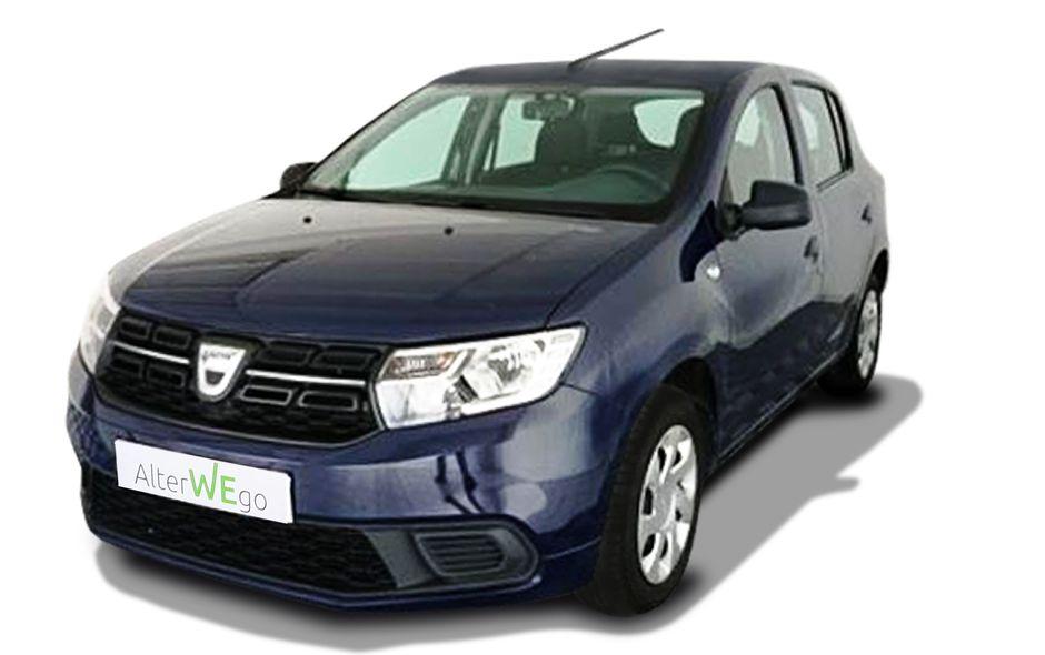 Dacia, Sandero, Diesel, Citadine, 249 €, 5 places