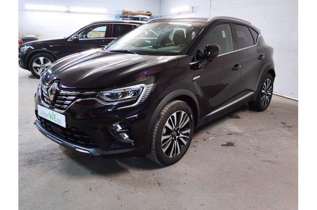 Renault, NOUVEAU CAPTUR  HYBRIDE, Hybride, SUV, 429 €, 5 places