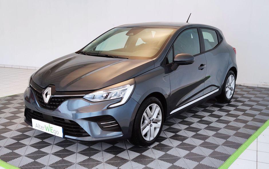 Renault, CLIO V HYBRID, Hybride, Citadine, 339 €, 5 places