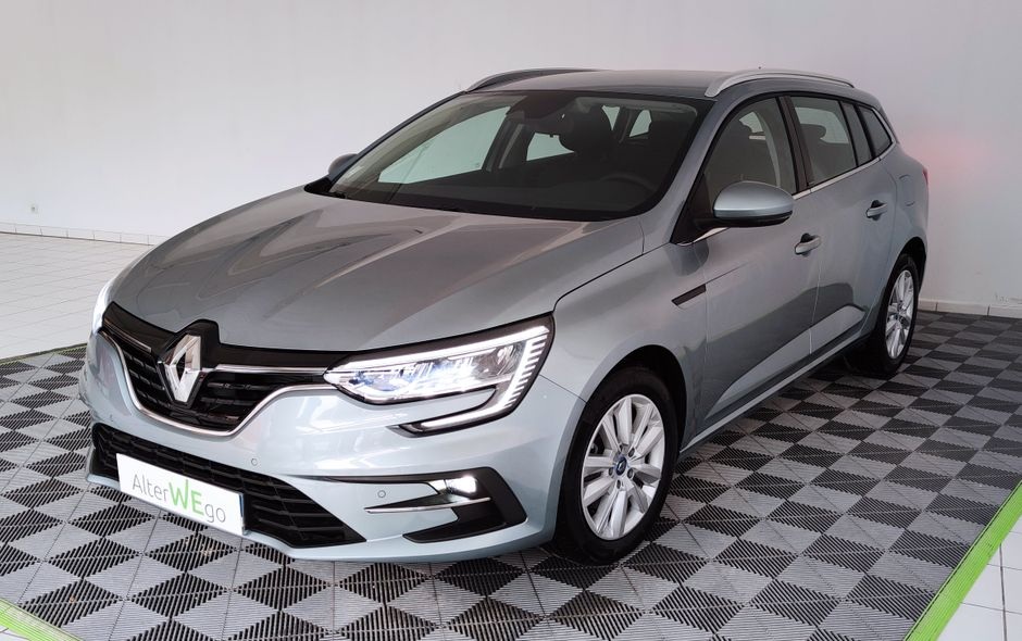 Renault, RENAULT MEGANE ESTATE HYBRIDE, Hybride, Break, 409 €, 5 places