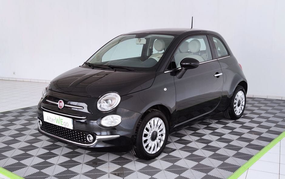 Fiat, 500, Essence, Citadine (micro), 199 €, 4 places