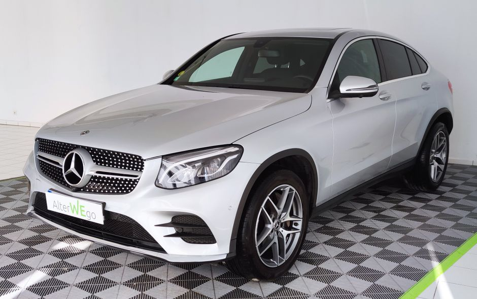 Mercedes, GLC COUPE, Diesel, SUV, 1090 €, 5 places