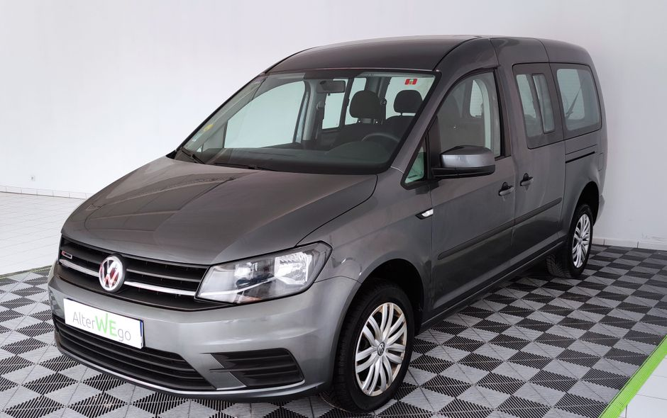 Volkswagen, CADDY  7 PLACES 4x4, Diesel, Monospace, 499 €, 7 places