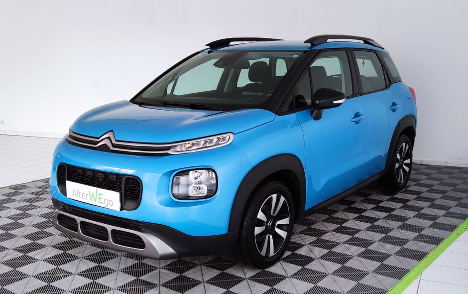Citroen, C3 AIRCROSS, Essence, SUV, 359 €, 5 places