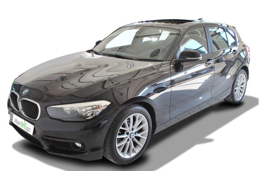 Compact BMW Série 1 F20 Diesel B.Auto